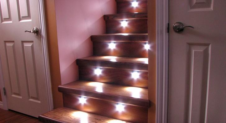 Reactive Lighting Automated Led Stair Controller