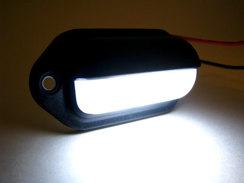 black surface mount led light cad reactive lighting automated led. Black Bedroom Furniture Sets. Home Design Ideas