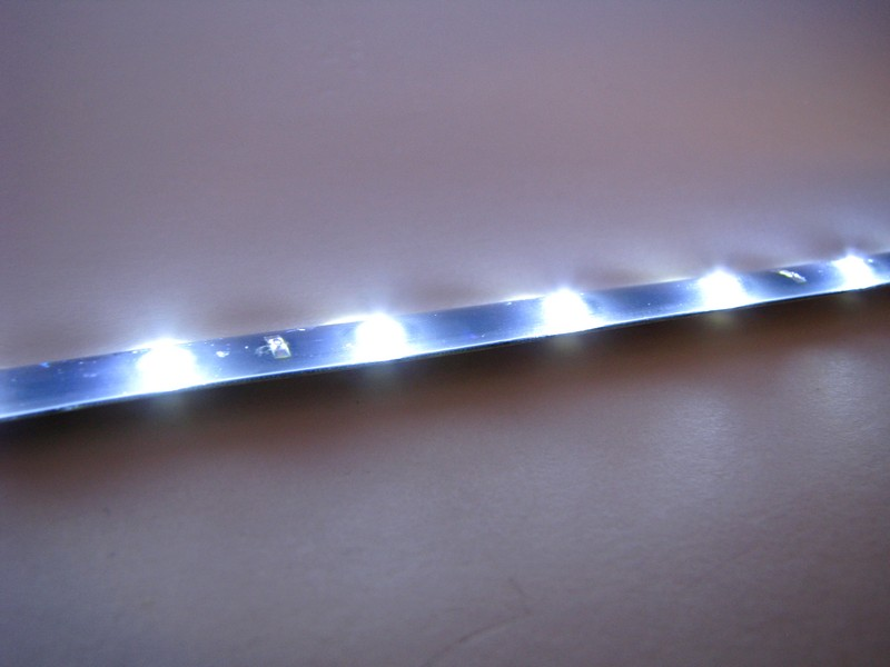 LED Strip Light - 2 Foot - White