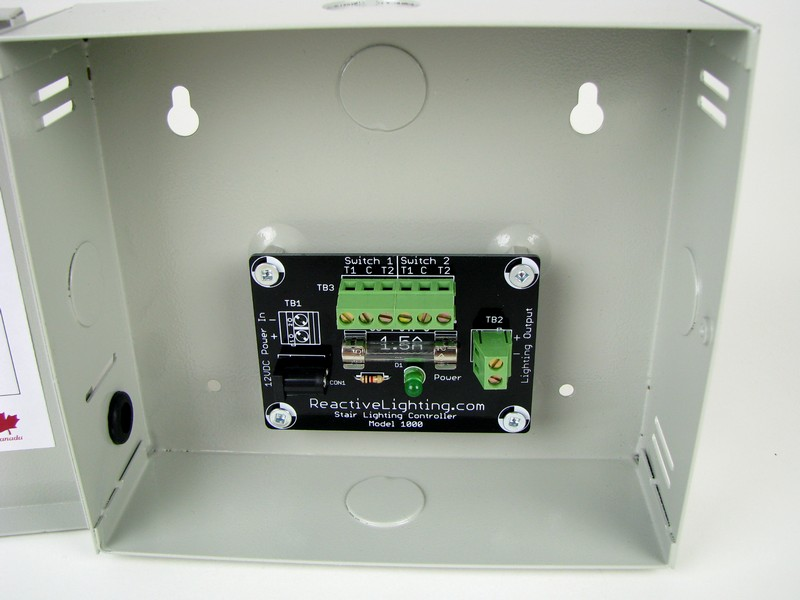 Model 1000 Stair Lighting Controller