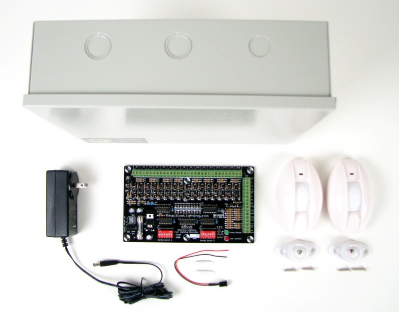 Model 2000 Stair Lighting Controller - Click Image to Close