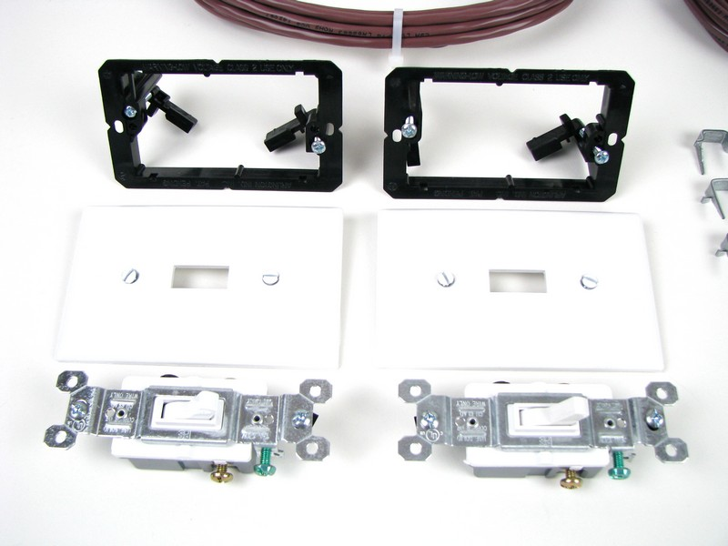 Model 1000 Small Installation Kit
